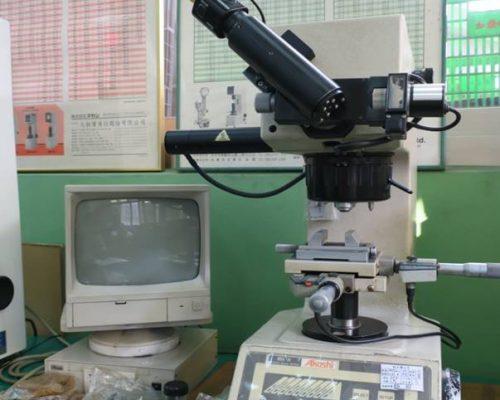 MVK-H1 微小硬度機